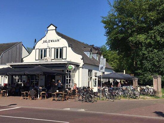 Heeze, Ολλανδία: heerlijk terras
