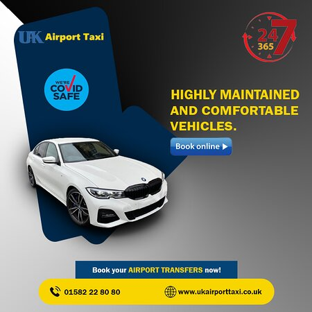 Travel with UK Airport Taxi in highly maintained and comfortable cars. Book your Airport Transfers now! https://www.ukairporttaxi.co.uk/