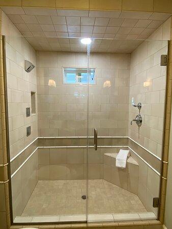 Driftwood Sandpiper Seabreeze Embarcadero Luxury Shower