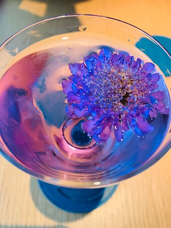 elegant cocktail hour