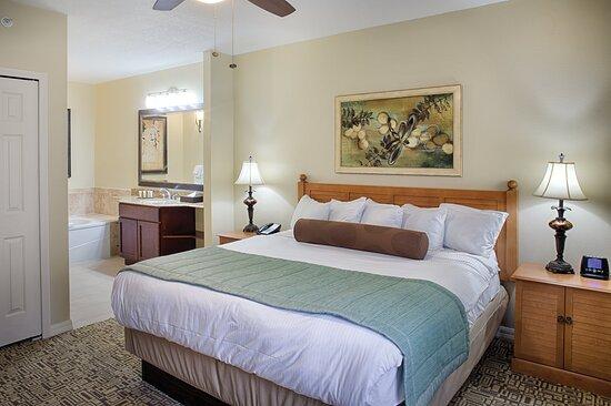 Bedroom - Club Wyndham Cypress Palms