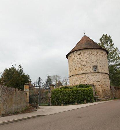 Chateau D'epinac