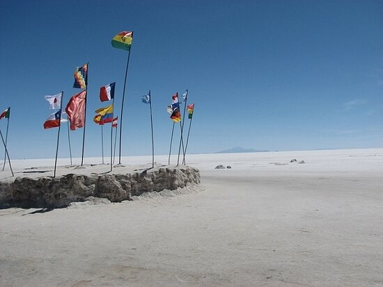 Un mare di sale... Bolivia