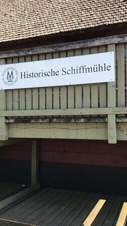 Historische Schiffsmühle