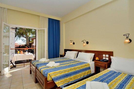 Afissos, Griekenland: Triple room