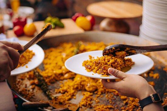 Paella (Viernes de lunch)