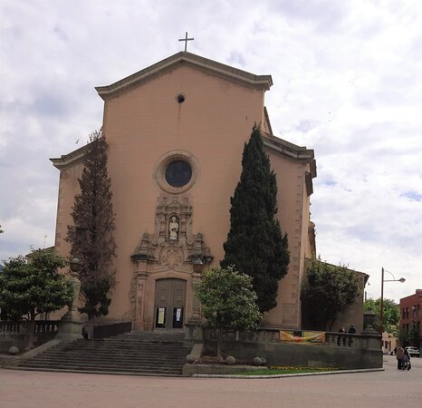 Parroquia De Sant Esteve De La Garriga