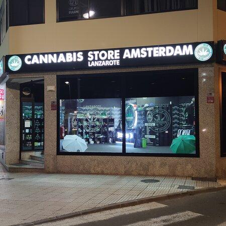 Cannabis Store Amsterdam Lanzarote