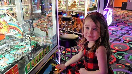 Arcade at The Castle Fun Center