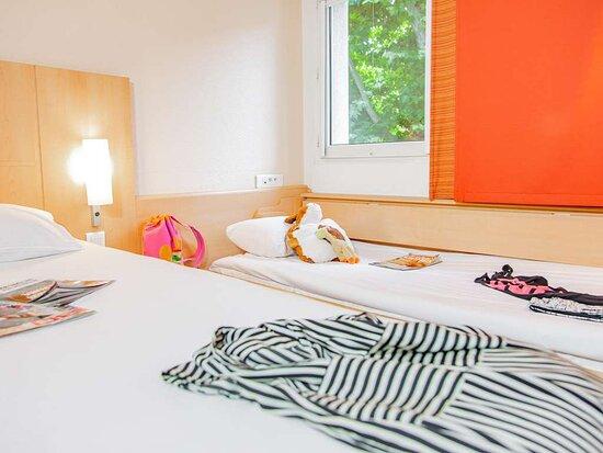 Sausheim, Pháp: Guest room