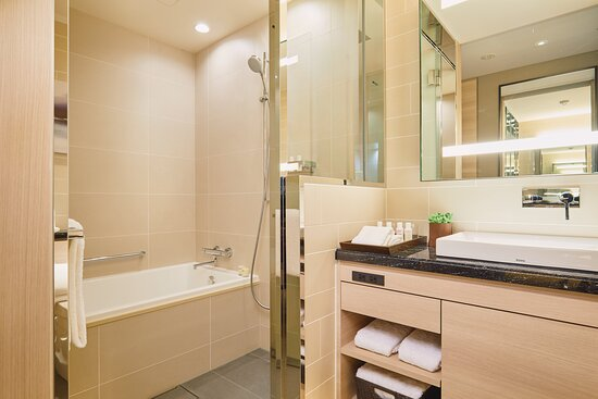 Fraser Suites Akasaka ,Tokyo Studio King Bathroom