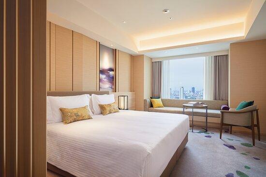 Fraser SAkasaka ,Tokyo Corner Deluxe (Rm )Bedroom
