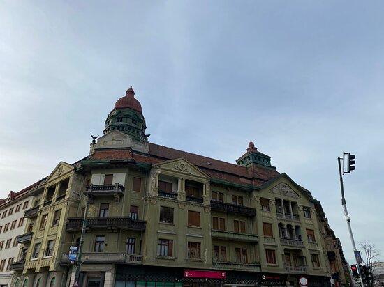 Szechenyi Palace