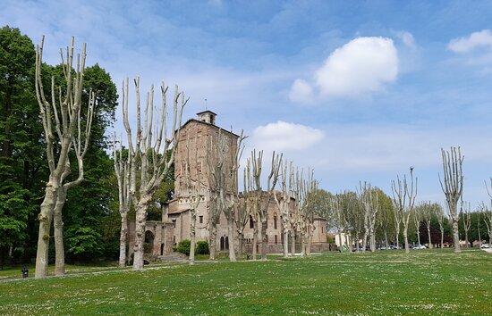 Province of Parma, Itália: La rocca dei Rossi in San Secondo