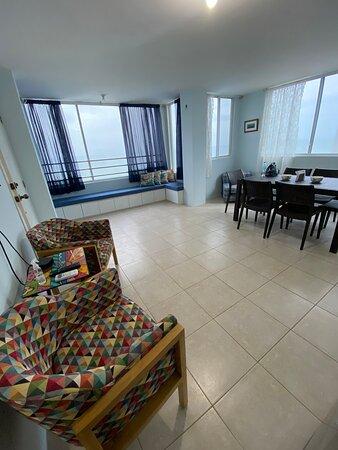 Crucita, Ecuador: Apartamento tipo suite completamente amoblado
