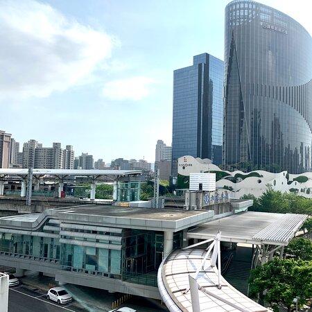 Hsinchu, Taiwan: 新竹髙鐵車站