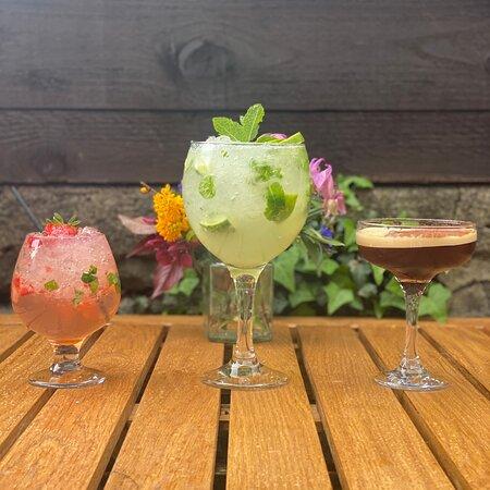 Some Warren Cocktails