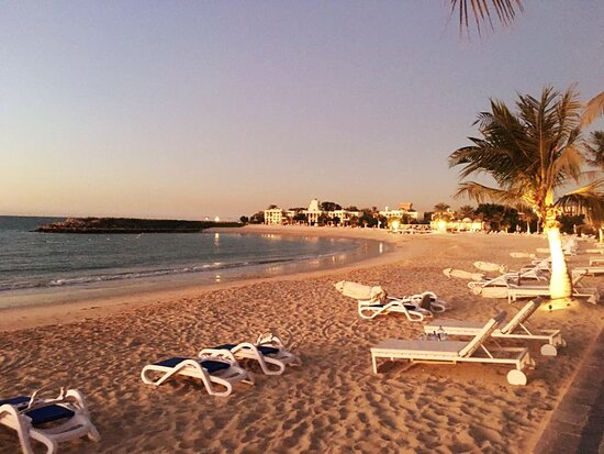 Lovely holiday with a 5-Star feel at Hilton RAK Beach Resort