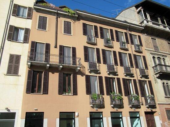Casa Via Pantano 30