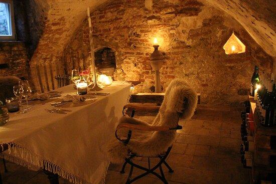 Weinkellerromantik, Mio Tagesbar, Eventraum
