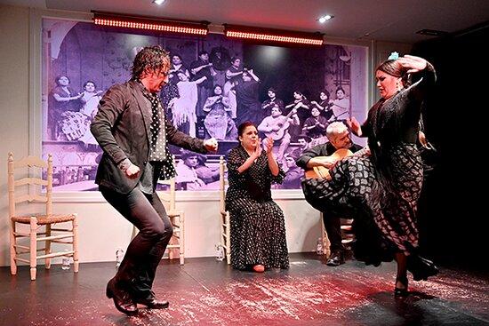 Tablao Flamenco La Cantaora