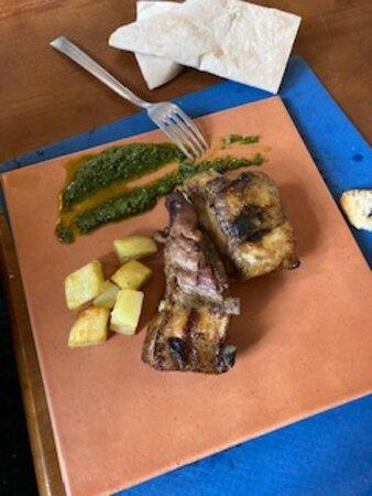 Castelltercol, Tây Ban Nha: Costilla cerdo