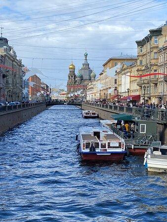 Санкт-Петербург. Невский проспект, май 2021 года