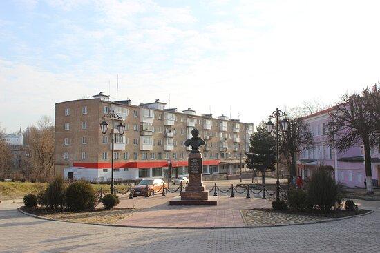 Памятник генералу А.Н. Сеславину