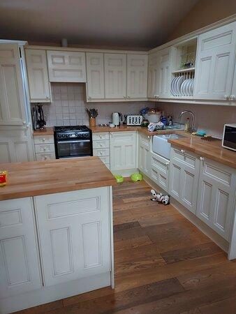 Warmwell, UK: Lovely kitchen