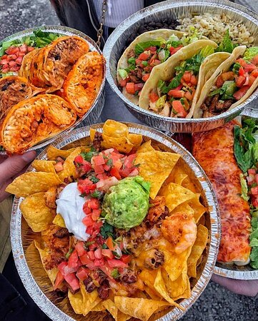 Cafe Rio Catering Food Party