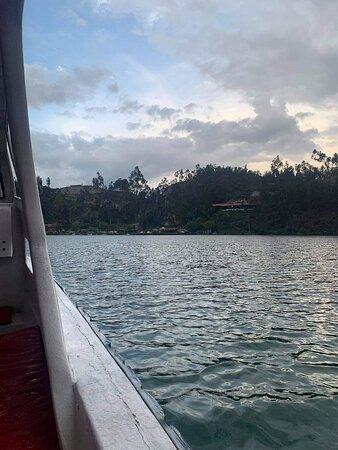 Salcedo, Ecuador: Laguna de Yambo, lugar mágico y un clima agradable.