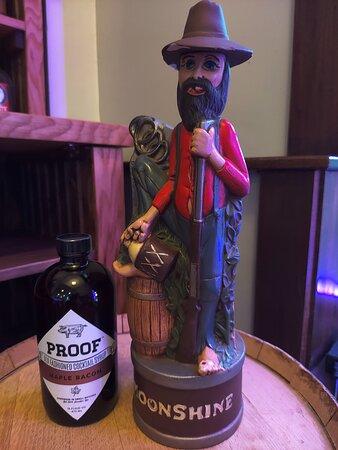 H. G. Moonshiner loves Proof Syrup.