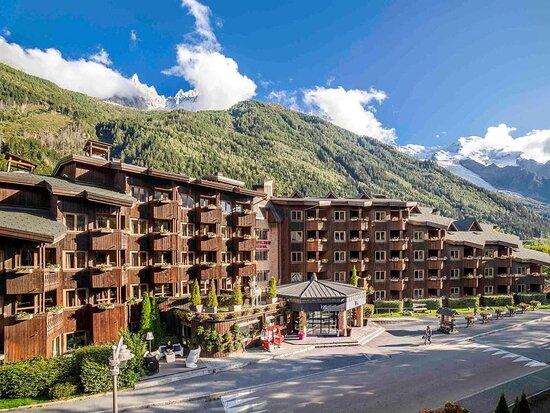 Mercure Chamonix Centre Hotel, hôtels à Chamonix