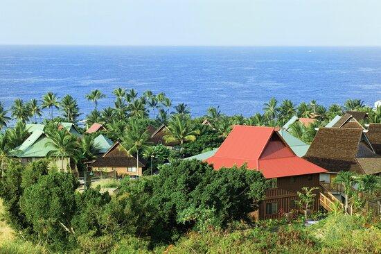 Aerial - Club Wyndham Kona Hawaiian Resort