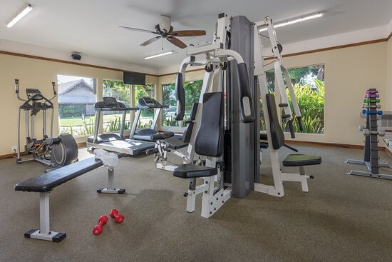 Gym - Club Wyndham Kona Hawaiian Resort