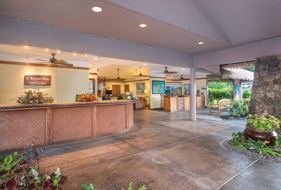 Lobby - Club Wyndham Kona Hawaiian Resort
