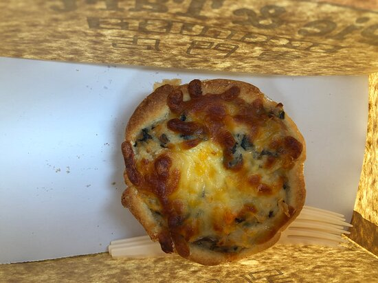 Savoury pie from Pie & Tart