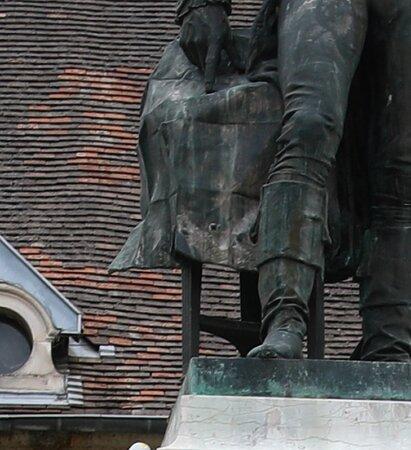 Monument À Lazare Carnot