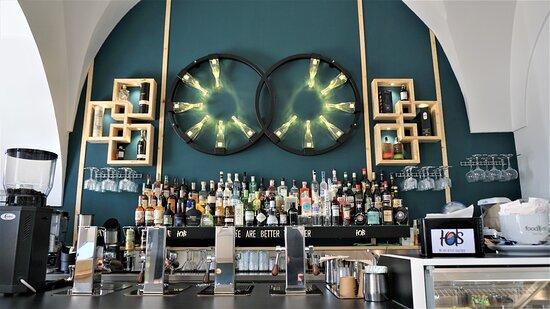 Santa Caterina, Itália: Coffee shop - Exclusive Bar - Cocktail