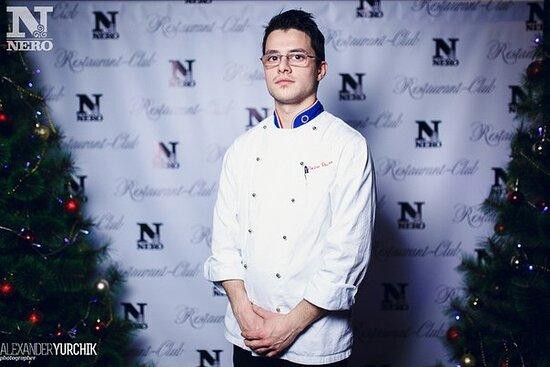 Первый шеф-повар Nero Пиетро Панца