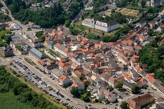 Tourist Info, Stadt Blieskastel