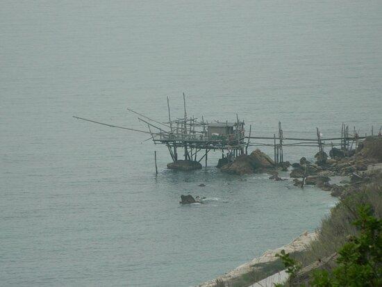 Fossacesia Marina, Italy: Costa Dei Trabocchi