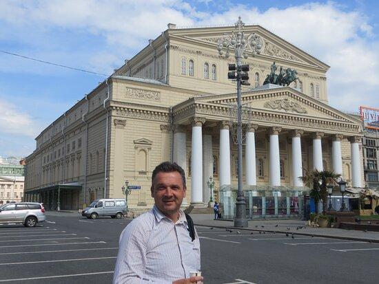 Moskow, Rusia: Bolshoi