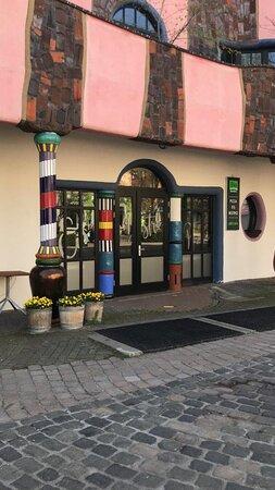 Biomarkt Naturata Eis Backerei pekáreň zmrzlina Magdeburg