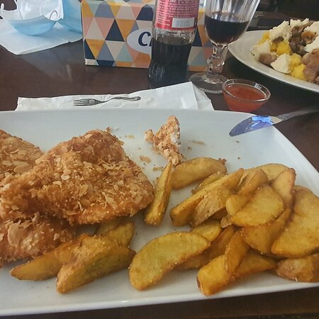 Tecuci, Romania: The food was delicious, and the staff very friendly:)