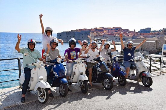 Vespa Tour Dubrovnik