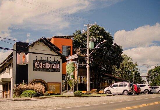 Experiencia Edelbrau - Cervejaria