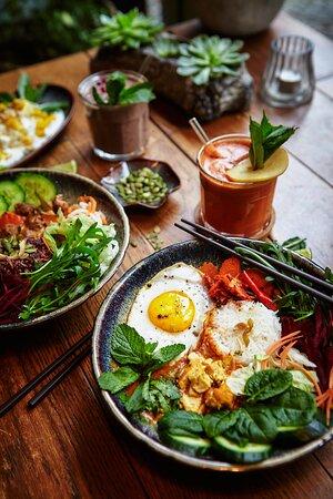 House of Do an - Vegetarisches, vietnamesisches Restaurant (& Cafe)