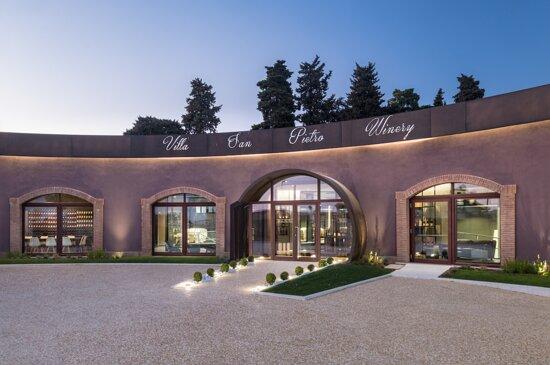Villa San Pietro Winery