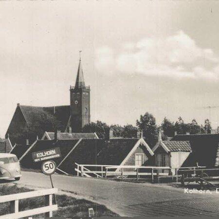 Dorpshuis de Nieuwe Horn en Laurenskerk